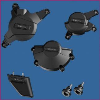 Honda CBR600 07-10 GB pakke, motordeksel, bobbins, haifinne-0