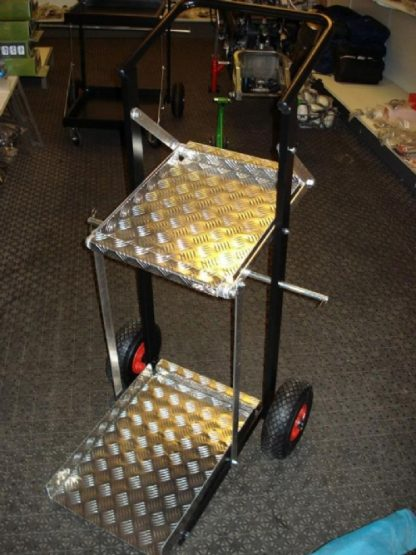 Dekkvogn med ileggsplater-0