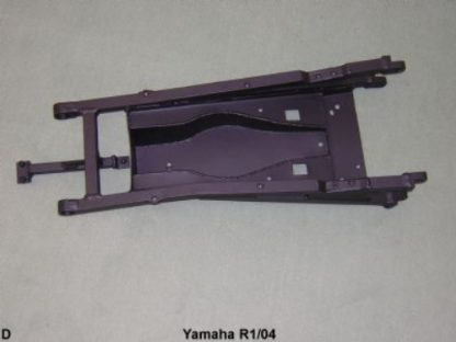Bakramme til R1 2004-2006 med batteriboks i aluminium-0