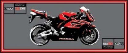 Garasje/Miljø matte med Honda bilde-0