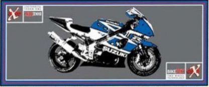 Garasje/Miljø - matte med Suzuki bilde-0