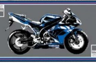 Garasje/Miljø matte med Yamaha bilde-0