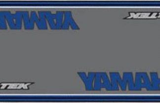 Garasje/Miljø matte med Yamaha logo-0