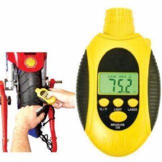 Digital infrarød termometer-0