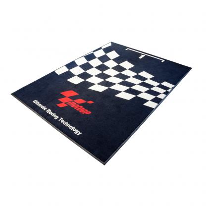 Moto GP garasje/miljø matte XL-0